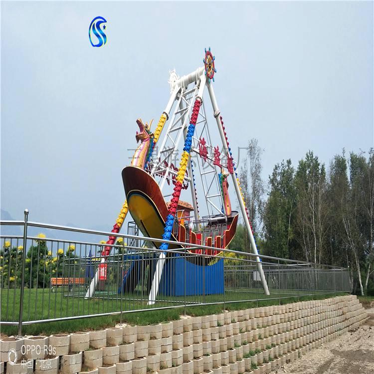 大型游乐设备厂家直销海盗船hdc36人荥阳厂家