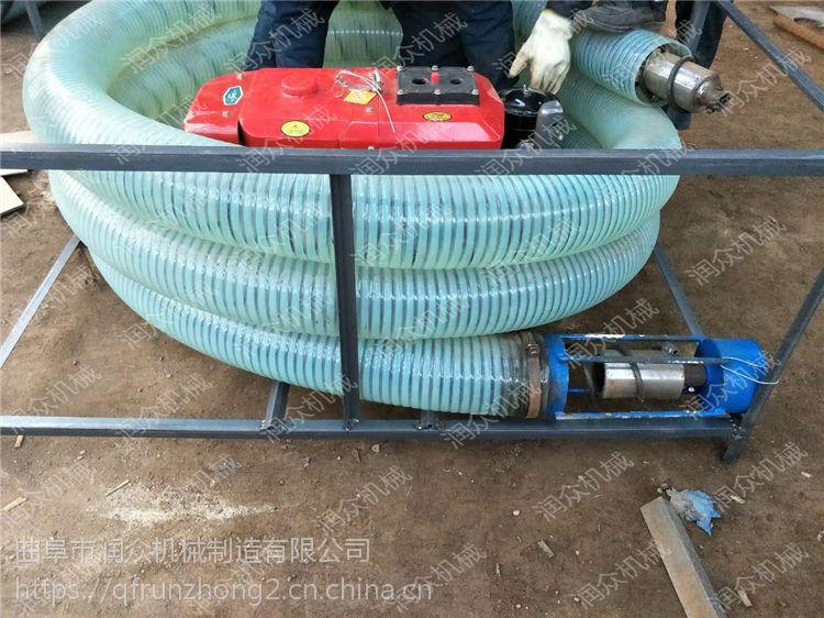 价格合理软管吸粮机厂家 高速螺旋吸粮机 抽粮机械润众
