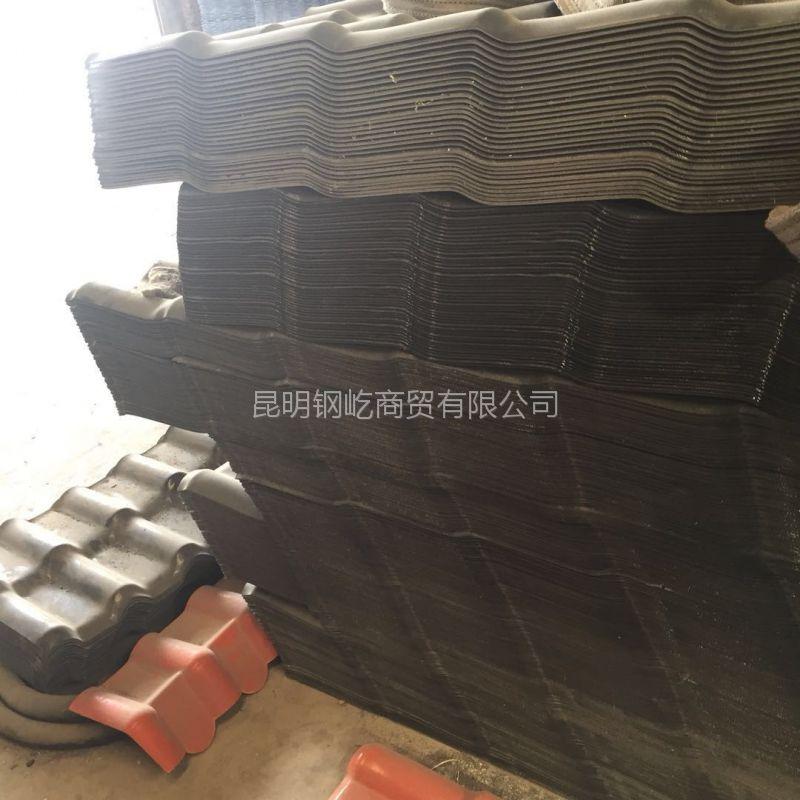 昆明树脂瓦厂家/材质FRP/规格2.5x800型