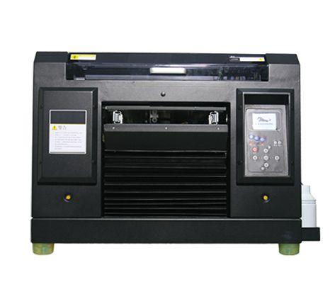 朗迈LM-5000uv万能平板打印机 小型uv打印机厂家直销 手机保护壳彩印机 手机壳个性定制设备
