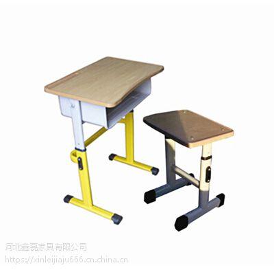 现代中式钢木家具文学士课桌椅生产厂家制作流程