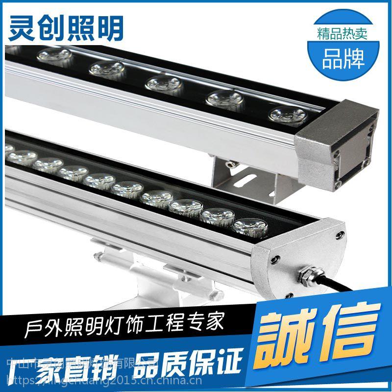 陕西西安市可靠品质LED洗墙灯服务为先,诚信共赢选-灵创照明