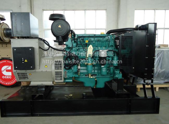 瑞典沃尔沃200KW千瓦柴油机发电机组 TAD734GE