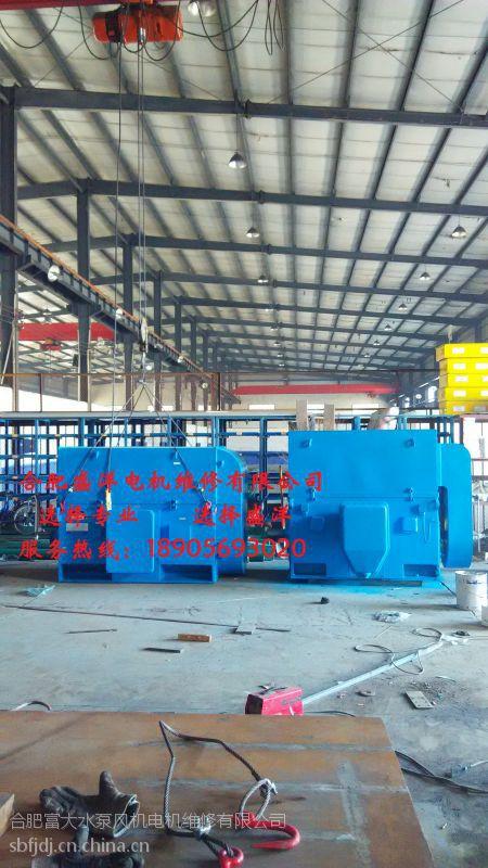 合肥昆腾深井泵维修,多级泵维修,防爆电机维修厂图片