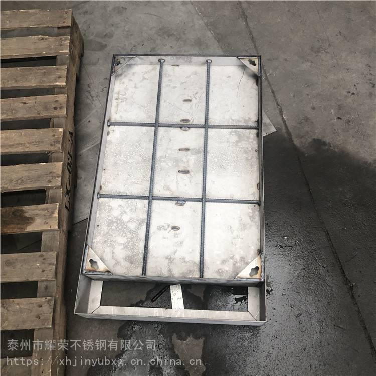 昆山市金聚进新型不锈钢井盖制造厂家报价