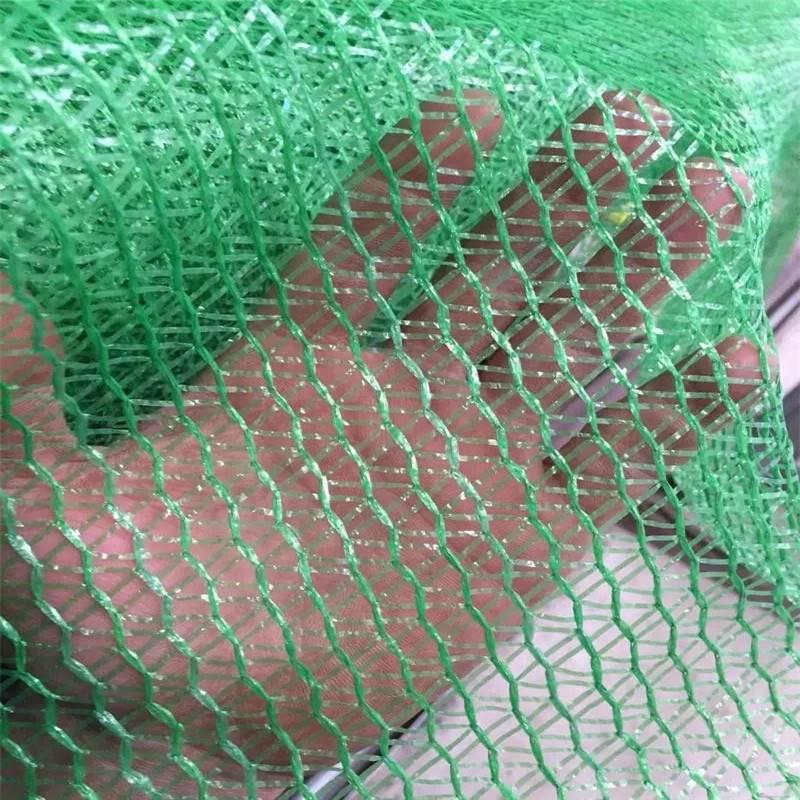 黑色遮阳网现货 塑料盖土网 三针盖土网厂家