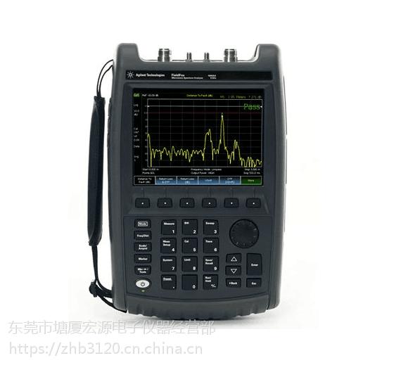 美国安捷伦N9960A N9961A N9962A 手持式频谱分析仪