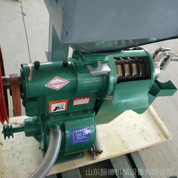 振德牌 ZD-330电动砂棍碾米机 五谷杂粮去皮机 大米碾米机 视频
