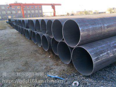 厂家直销直缝钢管 材质Q235B Q345B直缝管