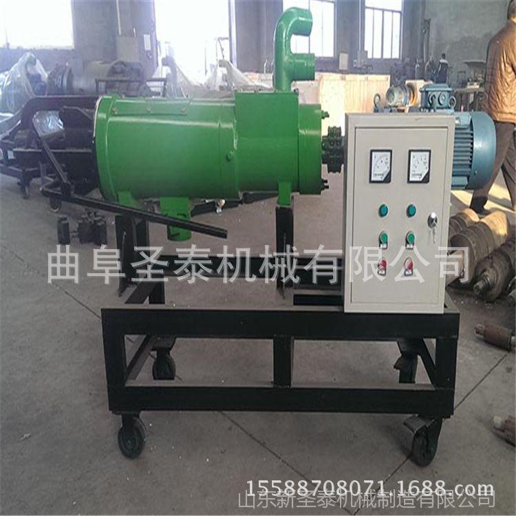 精密固液分离机  广州分离设备  曲阜圣泰固液分离机