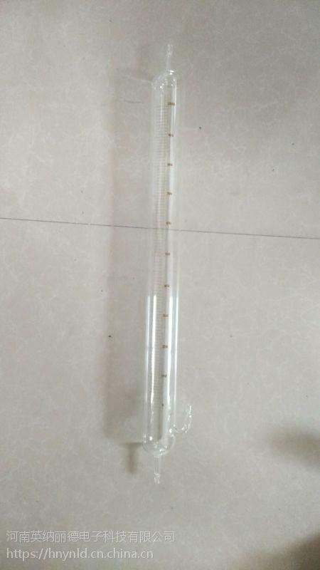 1.9 一级包计量 皂膜流量计皂泡皂液玻璃流量计带刻度1 2 10 25 50 100 1000ml