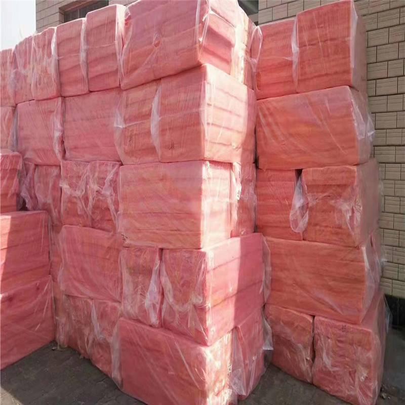 厂家报价钢结构玻璃棉卷毡 9公分玻璃棉条品质保证