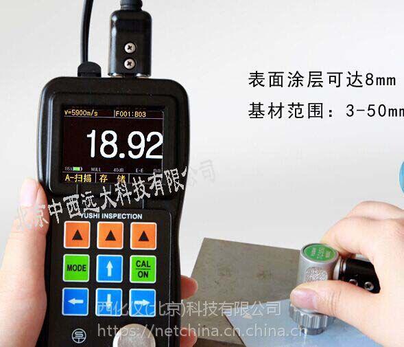 中西dyp 腐蚀监测仪/超声波测厚仪(中西器材) 型号:YS26-5DL库号:M407395