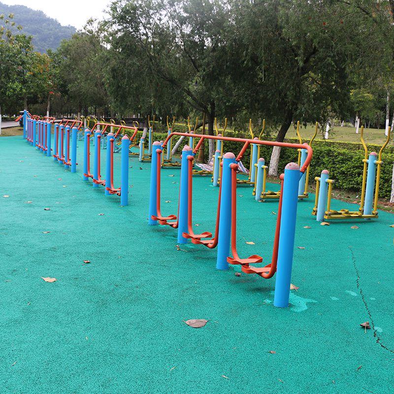 惠州公园健身器材价格 适合儿童健身器材有吗 114管材厚度