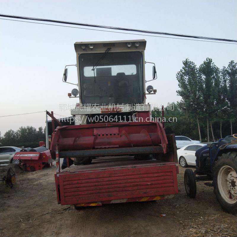玉米青储机 牧草青贮机 玉米秸秆收获机 高粱收割机
