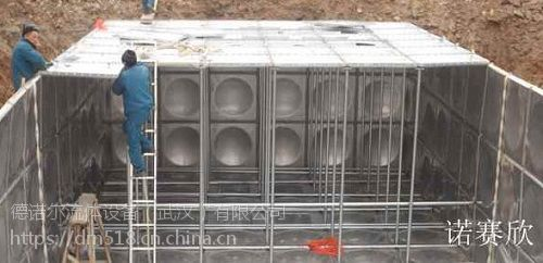 诺赛欣天门 屋顶消防水箱价格/屋顶水箱制作