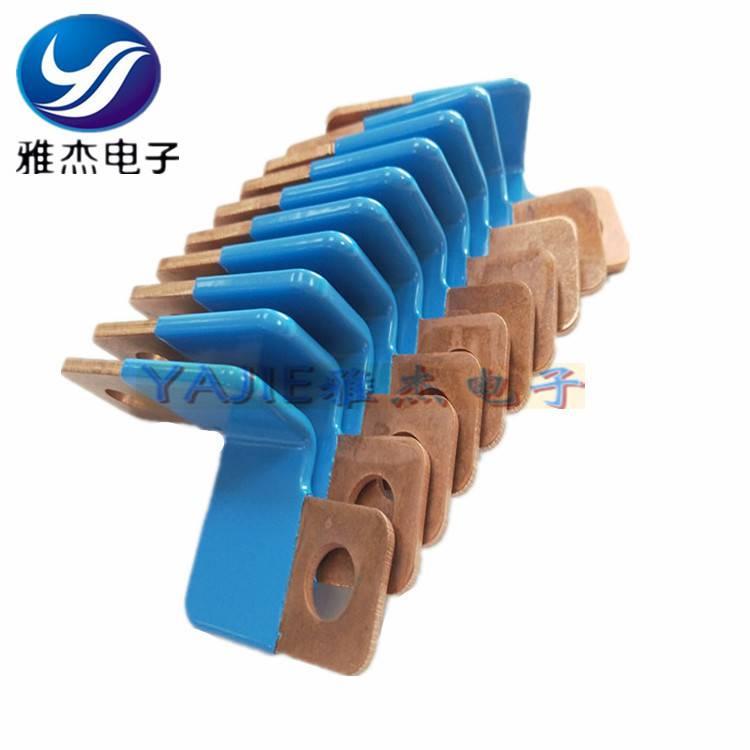 优质新能源锂电池连接片/铜排软连接雅杰出品
