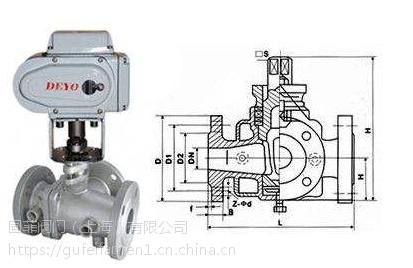 电动保温球阀 GFBQ941PPL-16C