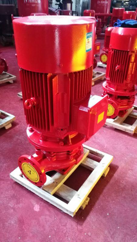 3CF认证 单级消防泵 消防喷淋泵