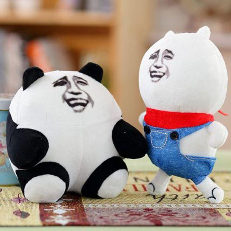 【馆长定制金工厂小学生目的玩偶玩具暴走漫画与漫画场夏娃娃图片