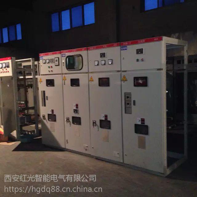 四川10KV高压开关柜厂家DFW进出线带真空开关