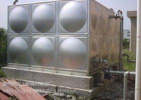 广西来宾县304不锈钢水箱价格