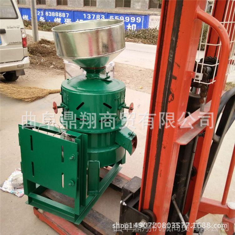 热销新一代电动高效碾米机 全自动碾米机 多功能五谷杂粮碾米机