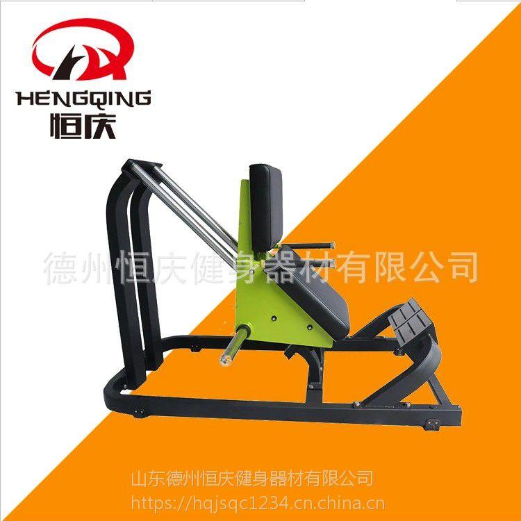 坐式小腿训练器 健身房健身器械 运动力量健身器材可定制颜色