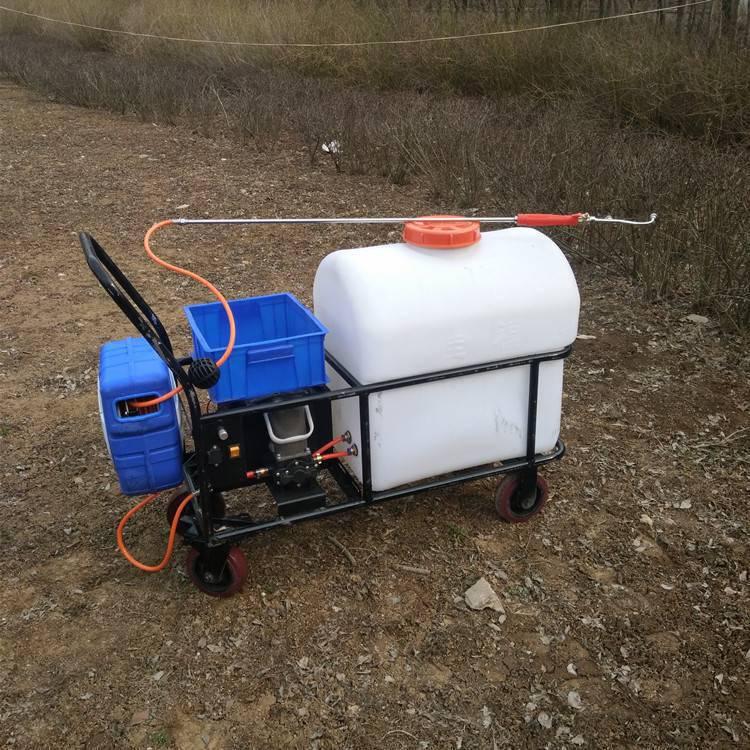 旭阳直销家用小型洒水机农用菜园喷雾器160L电动打药机