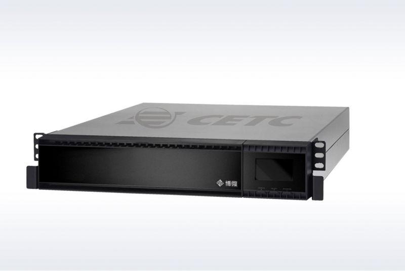 美国山特UPS电源C3KRS机架式长效机