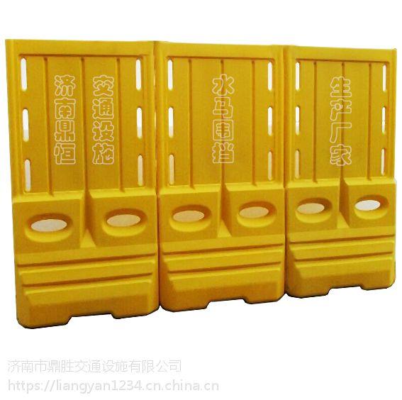 徐州滚塑围栏水马规格,注水围挡,水马厂家,施工围栏水马