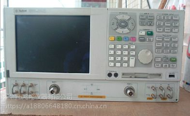 回收E8356A/300kHz-3GHz网络分析仪