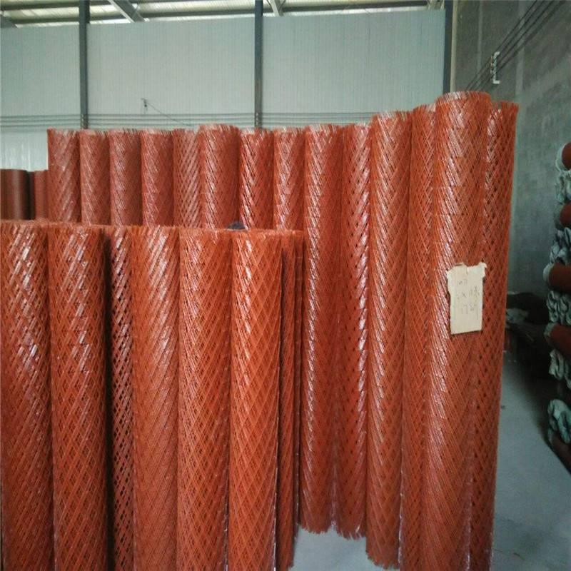 镀锌钢板网 钢板网经销商 脚手架用菱形网