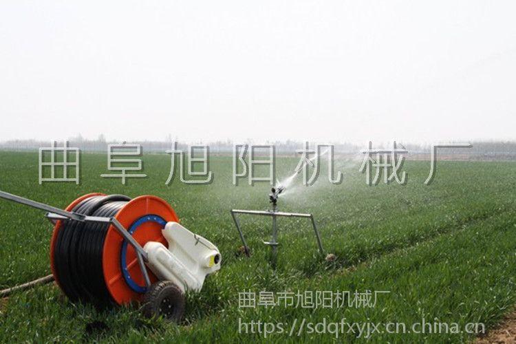 全新农用大型灌溉机小麦玉米浇灌机180米大田喷洒机