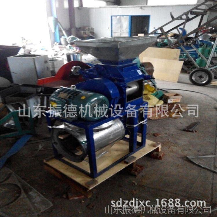 ZD-24 小型立式打麦机 玉米面粉电动磨粉机 粮食去皮磨粉机 厂家