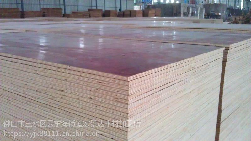 东莞市中堂进口木方 工地木方 工地模板 工地方条