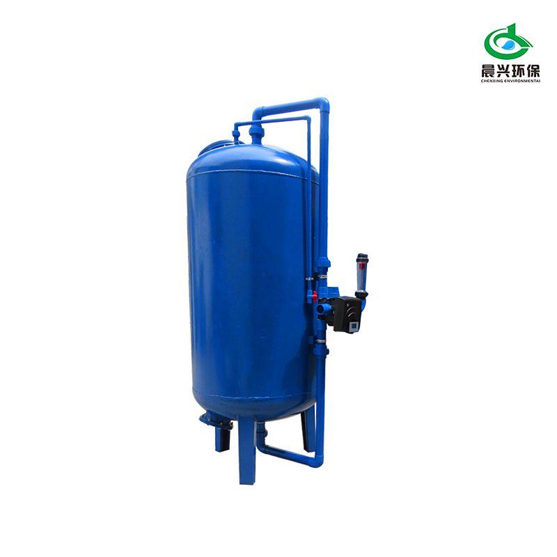 晨兴供应广州花都区地下水净化设备 大型碳钢材质过滤配套设备 经济耐用