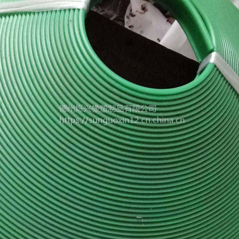 烁兴橡塑加工定制 超高分子量聚乙烯链条导向条 耐磨条 摩擦条 大C护条