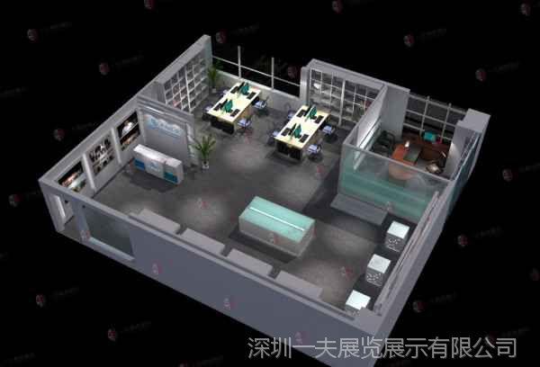 香港展台特装设计公司