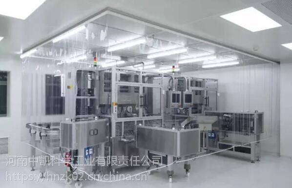 唯有自律方得自由 河南中凯净化工程公司制药净化系统概念