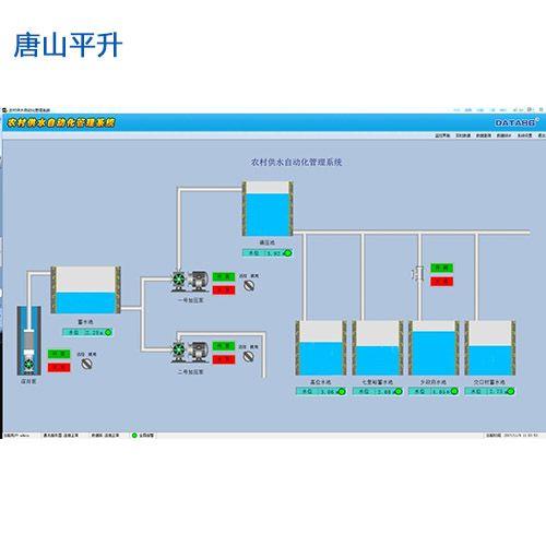阳泉市盂县农村供水自动化管理系统