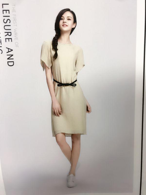 品牌女装加盟店佰卡丽韩版服装批发女装库存批发