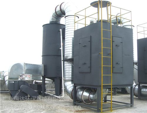 环保公司 活性炭吸附装置