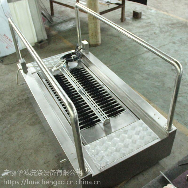 HCXD-200系列无尘车间鞋底清洗机