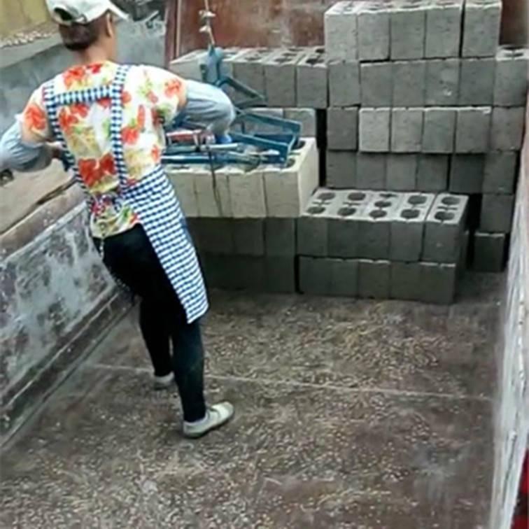 空心砖码砖机码垛机机械手