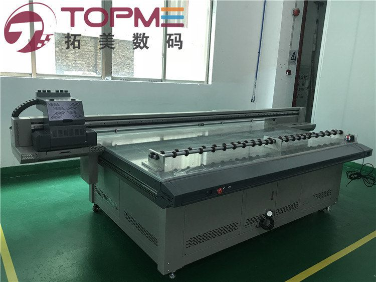 背景墙打印机多少钱 uv卷材打印机 精密行星级减速机,增加Y轴定位精度。