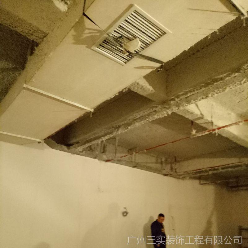 清远酒吧天花ktv墙面喷涂施工防火吸声消音隔音施工
