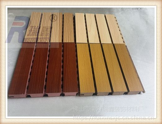 西安生产体育馆槽木吸音板厂家