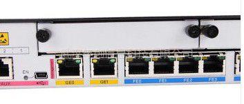 华为 AR1220-S 2GE +8FE 企业级VPN千兆路由器