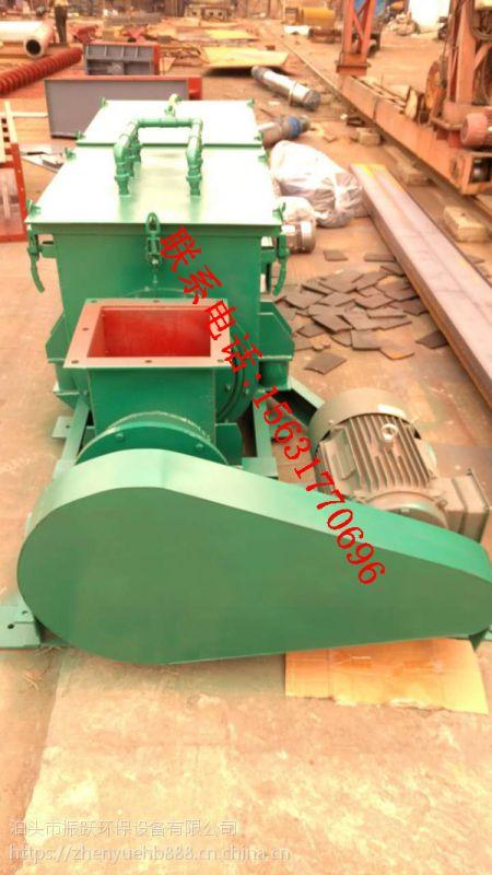 单轴粉尘加湿机满足环保外运要求